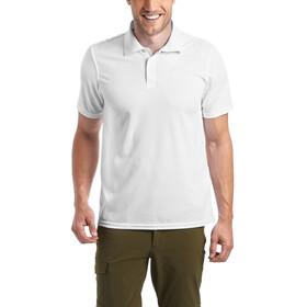 Maier Sports Ulrich Polo Shirt Men white